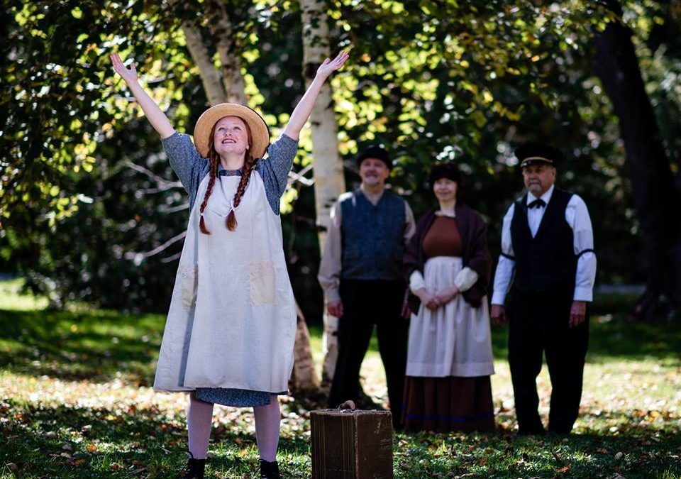 "Elora Community Theatre opens its season with the classic ""Anne of Green Gables"""