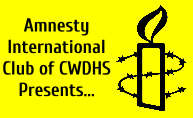 "CWDHS Amnesty International Presents ""The Hunger Game"" – A CW Food Bank fundraiser"
