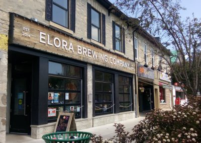 Downtown Elora 2017-2