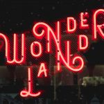 Wonderland Neon Sign