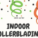 Join us for indoor rollerblading (in August) - Elora Arena